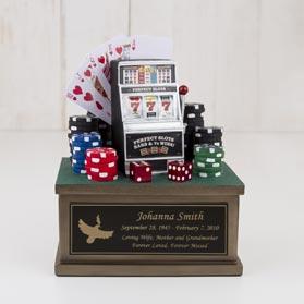 Small Gambling Urn